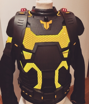 Yellowjacket Suit - Darren Cross_6