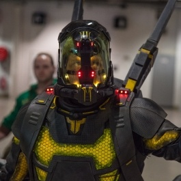 Yellowjacket Cosplay_1
