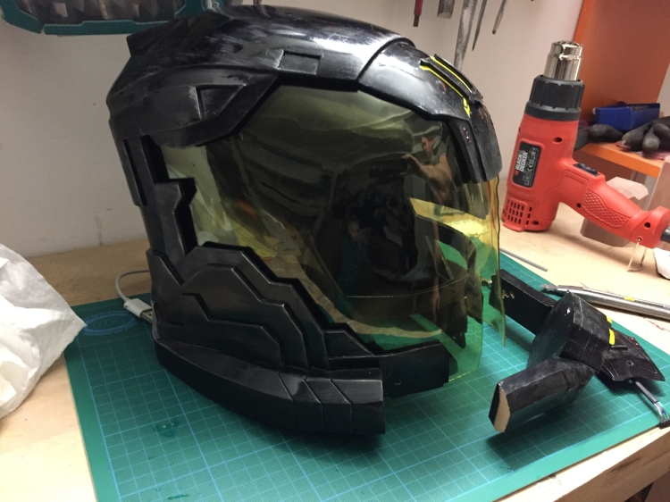 Yellowjacket Helmet