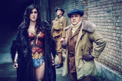 Steve Trevor Cosplay ( Wonder Woman)_1