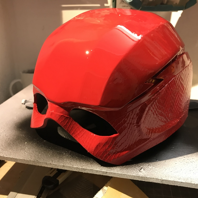 The Flash Helmet_11